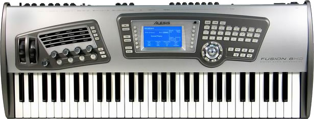 Alesis Fusion 6HD - Workstation
