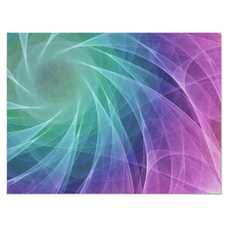 Whirlpool Diamond Colorful Poster por Sergio Schnitzler o Yio multimedia