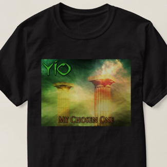 My Chosen One - Energy Columns YIO Clothing by Sergio Schnitzler aka Yio multimedia